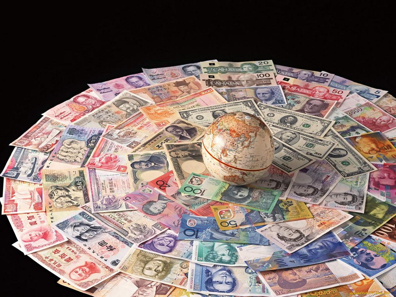 фото валют разных стран этом